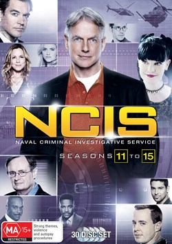 NCIS: Seasons 11-15 (Box Set) [DVD]