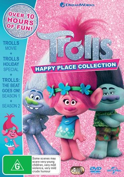 Trolls - Happy Place Collection (Box Set) [DVD]