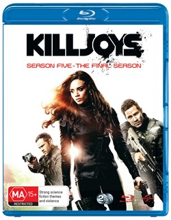 Killjoys: Season Five [Blu-ray]