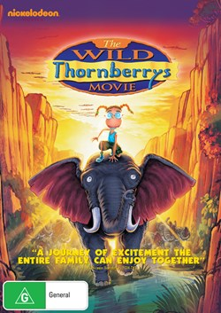 The Wild Thornberrys Movie [DVD]
