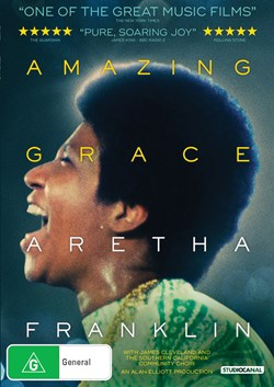 Amazing Grace [DVD]