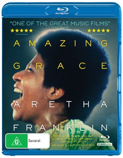 Amazing Grace [Blu-ray]