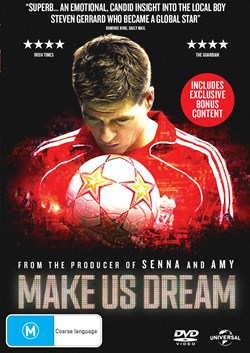 Make Us Dream [DVD]