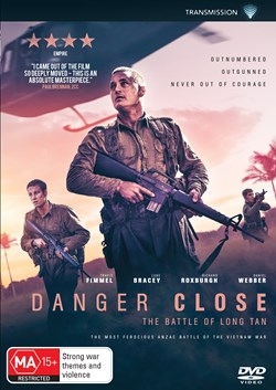 Danger Close - The Battle of Long Tan [DVD]