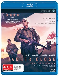 Danger Close - The Battle of Long Tan [Blu-ray]