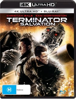 Terminator Salvation (4K Ultra HD + Blu-ray) [UHD]