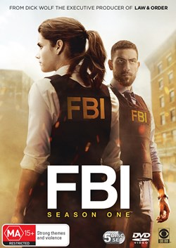 FBI: Season One (Box Set) [DVD]