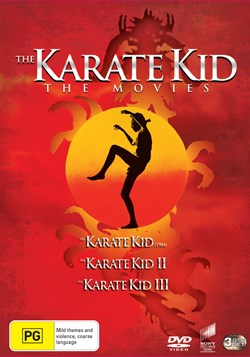 The Karate Kid/The Karate Kid 2/The Karate Kid 3 (Box Set) [DVD]