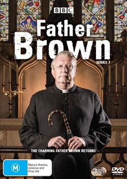 Father Brown: Series 7 (Box Set) [DVD]