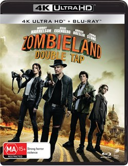 Zombieland: Double Tap (4K Ultra HD + Blu-ray) [UHD]