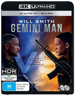 Gemini Man (4K Ultra HD + Blu-ray) [UHD]