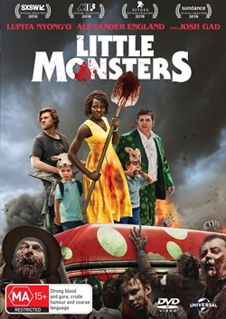 Little Monsters [DVD]