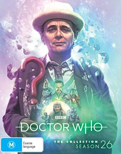 Doctor Who: The Collection - Season 26 (Box Set) [Blu-ray]