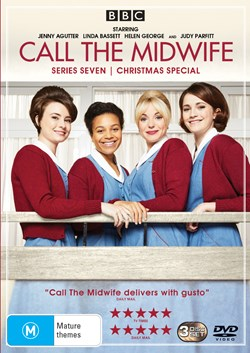 Call the Midwife: Series Seven (Box Set) [DVD]