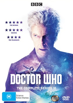 Doctor Who: The Complete Series 10 (Box Set) [DVD]