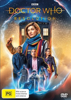 Doctor Who: Resolution [DVD]