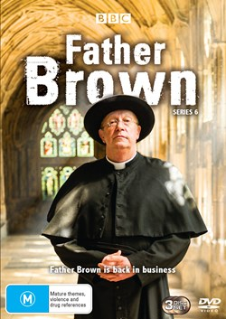Father Brown: Series 6 (Box Set) [DVD]