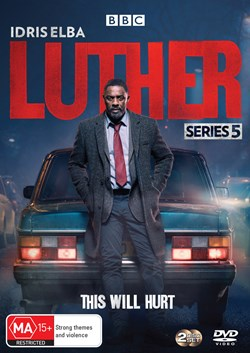Luther: Series 5 [DVD]