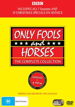Only Fools and Horses: The Complete Collection (Box Set) [DVD]