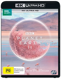 Planet Earth II (4K Ultra HD) [UHD]