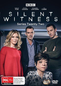 Silent Witness: Series Twenty Two [DVD]