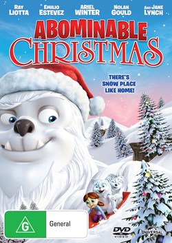 A Monster Christmas [DVD]