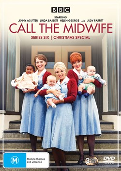 Call the Midwife: Series Six (Box Set) [DVD]
