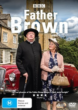 Father Brown: Series 5 (Box Set) [DVD]