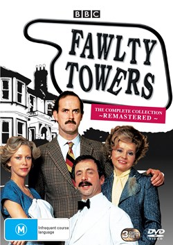 Fawlty Towers: The Complete Collection (Box Set (Remastered)) [DVD]