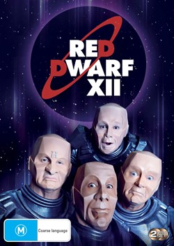 Red Dwarf XII [DVD]