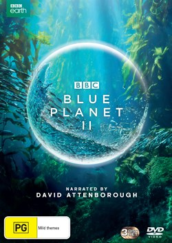 Blue Planet II (Box Set) [DVD]