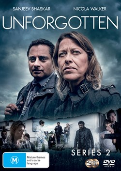 Unforgotten: Series 2 [DVD]