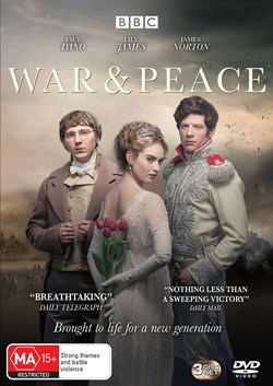 War and Peace (Box Set) [DVD]