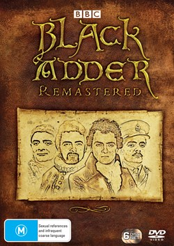 Blackadder: The Complete Blackadder (Box Set) [DVD]