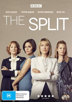 The Split [DVD]