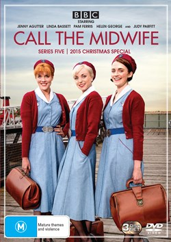Call the Midwife: Series Five (Box Set) [DVD]