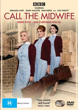 Call the Midwife: Series Four (Box Set) [DVD]