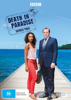 Death in Paradise: Series Two (Box Set) [DVD]