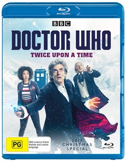 Doctor Who: Twice Upon a Time [Blu-ray]