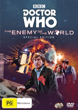 Doctor Who: The Enemy of the World 1-3 (Special Edition) [DVD]