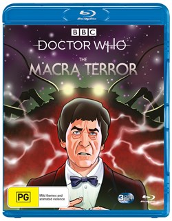 Doctor Who: The Macra Terror (Box Set) [Blu-ray]