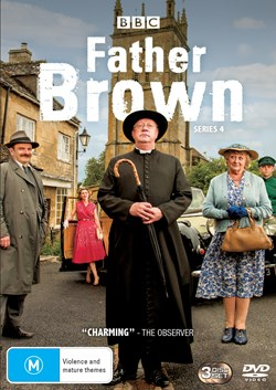 Father Brown: Series 4 (Box Set) [DVD]