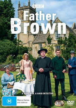 Father Brown: Series 2 (Box Set) [DVD]