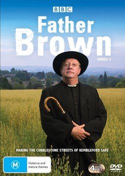 Father Brown: Series 3 (Box Set) [DVD]
