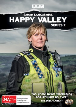 Happy Valley: Series 2 [DVD]