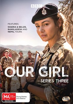 Our Girl: Complete Series Three (Box Set) [DVD]