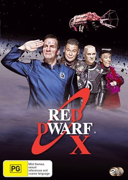 Red Dwarf: X [DVD]