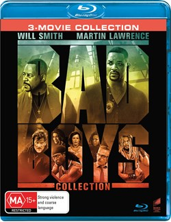 Bad Boys/Bad Boys II/Bad Boys for Life [Blu-ray]