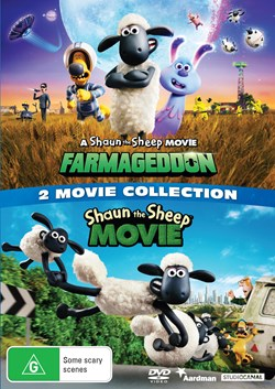 Shaun the Sheep Movie/A Shaun the Sheep Movie - Farmageddon [DVD]