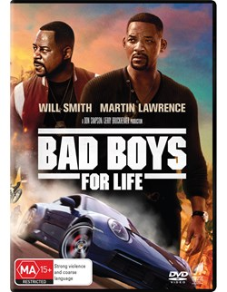 Bad Boys for Life [DVD]